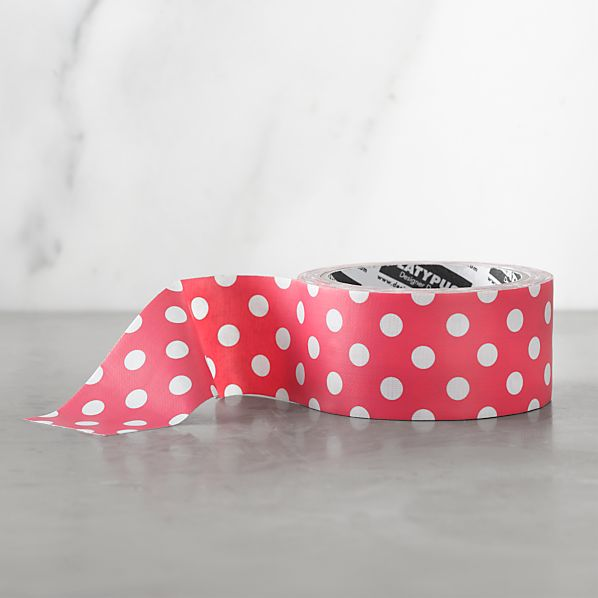 Polka Dot Duct Tape