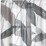 Marimekko Tatar Sheer 50x84 Curtain Panel