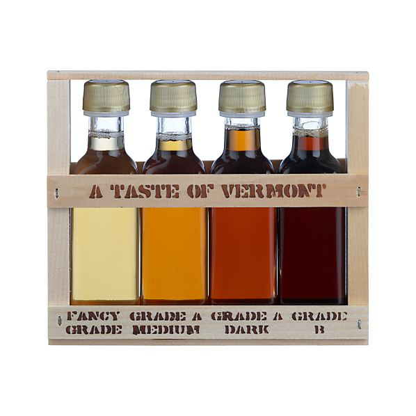 Taste of Vermont Syrup Sampler
