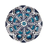 Tavira 19.25&quot; Ceramic Platter