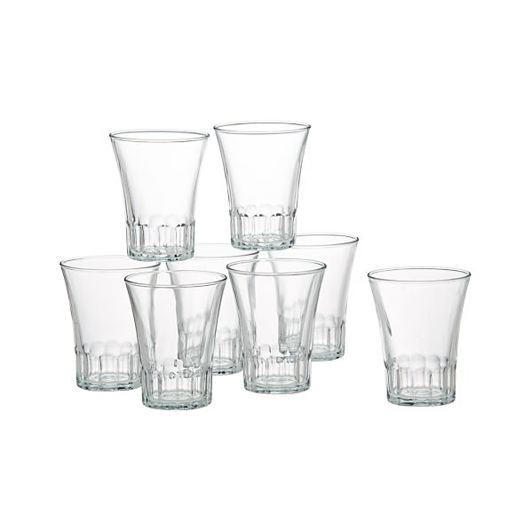Set of 8 Tavola Wine Tumblers