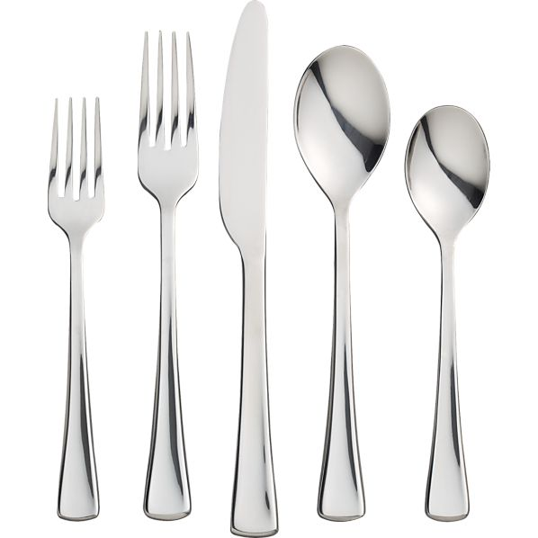 Taylor 45-Piece Flatware Set