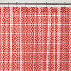 Taza Coral Shower Curtain.
