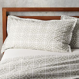 Taza Grey King Sham