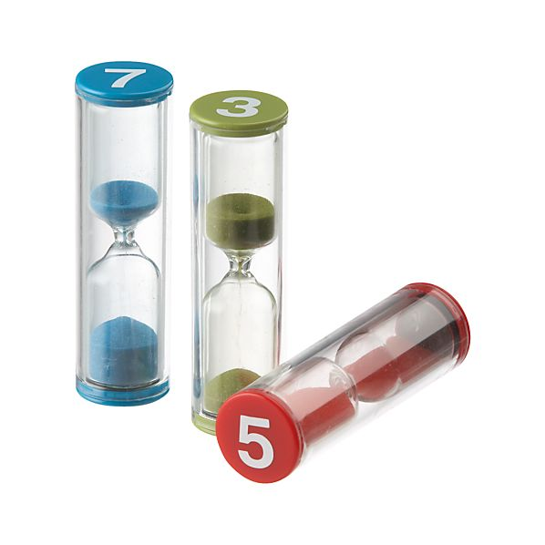 Set of 3 Tea Timers
