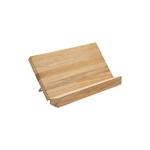 FSC Teak Cookbook Stand