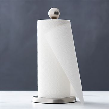 Tear Drop Paper Towel Holder