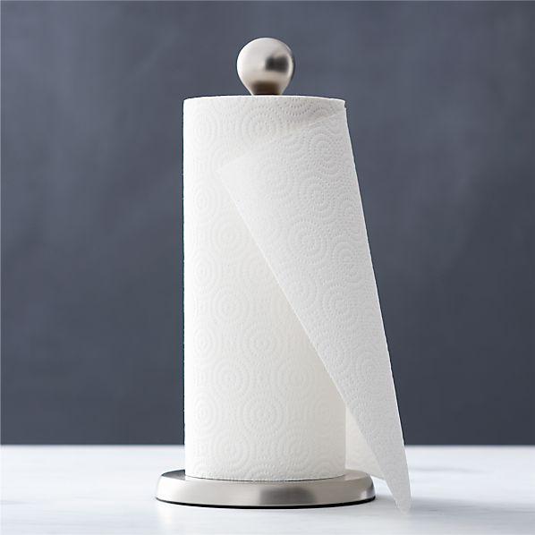 Tear Drop Paper Towel Holder | Crate and Barrel