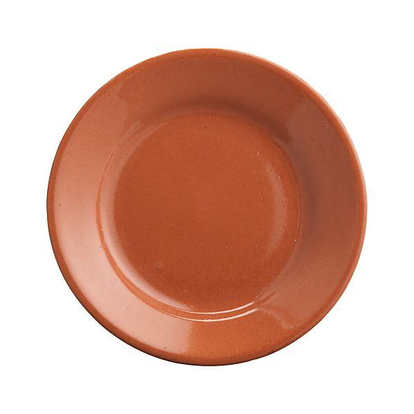 Terra Cotta Small Plate