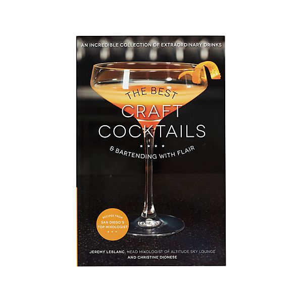 """The Best Craft Cocktails"""