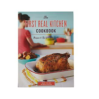 The First Real Cookbook