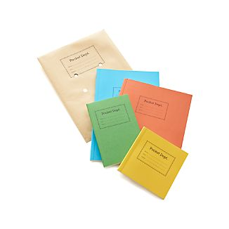 The Pocket Pack Notebook Set