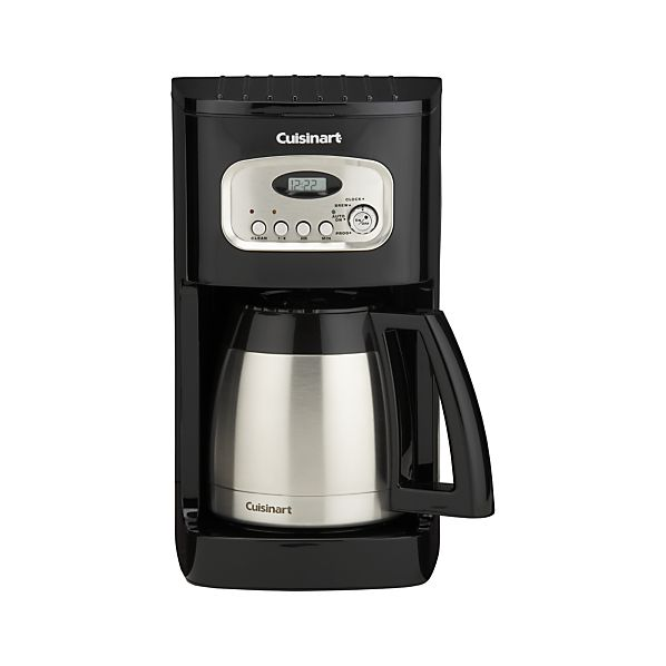 Cuisinart® Black Thermal 10 Cup Coffee Maker