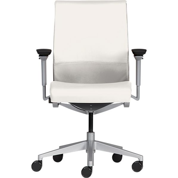 Steelcase® Think™ Leather Office Chair