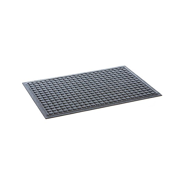 Thirsty Dots Slate Doormat Crate And Barrel