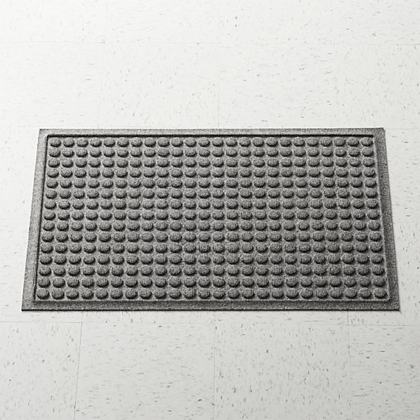 "Thirsty Dots™ Stone 24""x36"" Doormat"