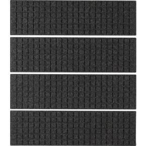 Set of 4 Thirsty Squares® Charcoal Stair Treads