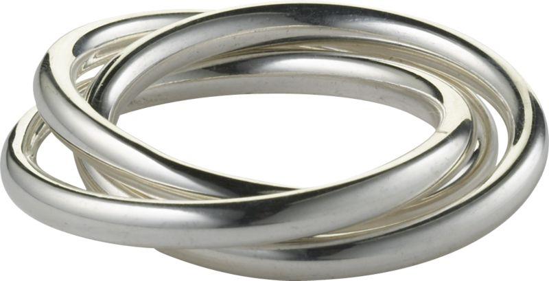 3-Ring Napkin Ring