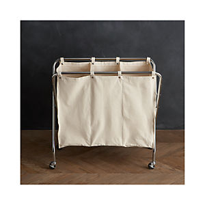 3-Section Canvas Sorter