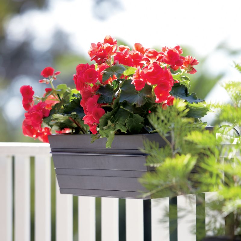 Tidore Rectangle Planter