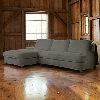 Tiger 2-Piece Sectional Sofa