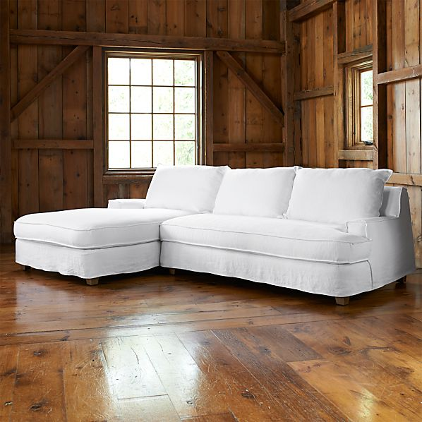 Tiger 2-Piece Section Sofa In All Paola Navone
