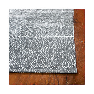Tiger Small Splatter Rug