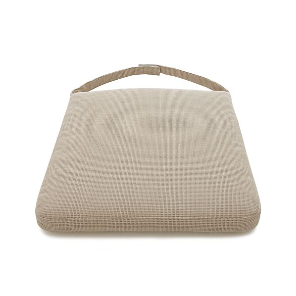 Natural Cushion for Woven Side Chair