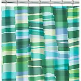 Marimekko Tilkkula Seaglass Shower Curtain