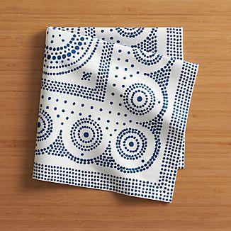 Tinley Blue Napkin