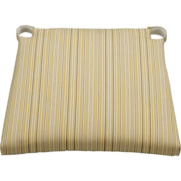 Aspen Neutral Stripe Cushion