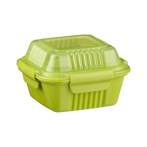 Green To-Go Small Container