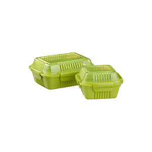Green To-Go Containers