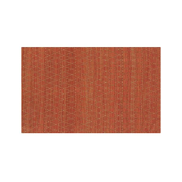 Tochi Coral 5'x8' Rug