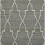 "Tochi Grey 12"" sq. Rug Swatch"
