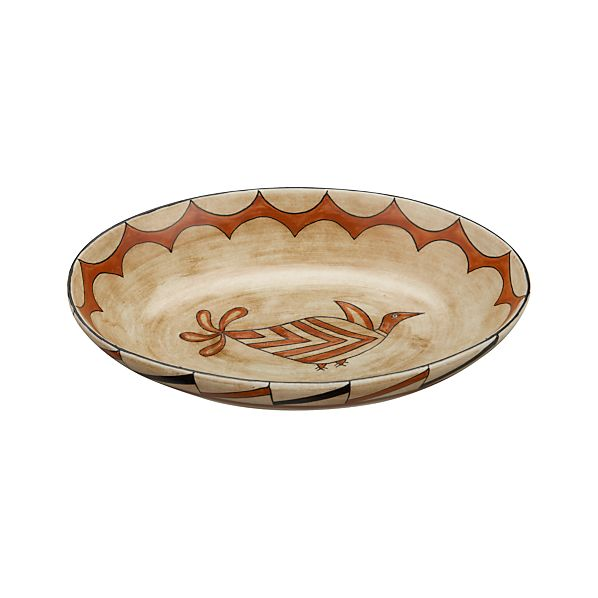 "Tocumbo 13.25""x9.75"" Serving Bowl"