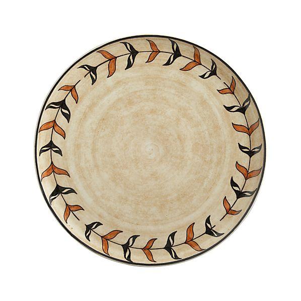 "Tocumbo 13.5"" Platter"