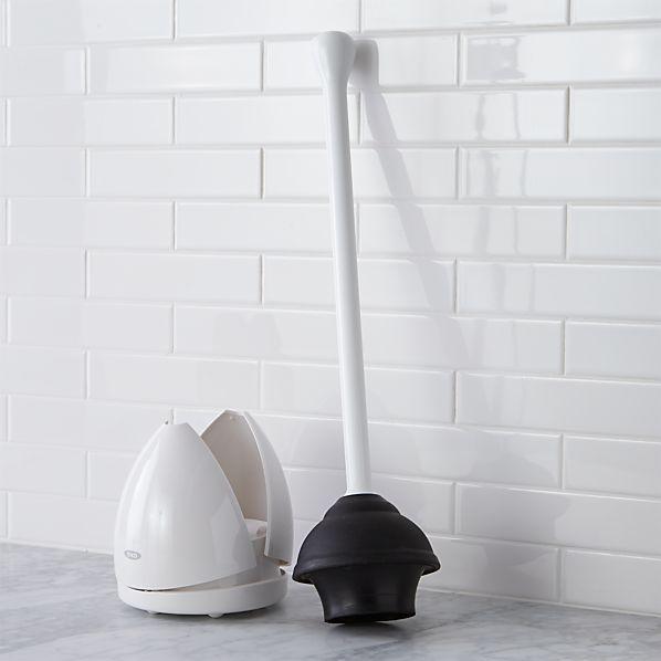 OXO ® Toilet Plunger