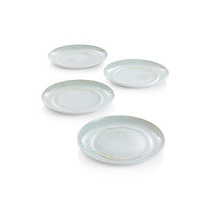 Set of 4 Tola Salad Plates