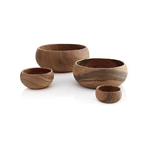 """Tondo 3.75""""-10.5"""" Bowls"""