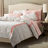 Torben Coral King Duvet Cover