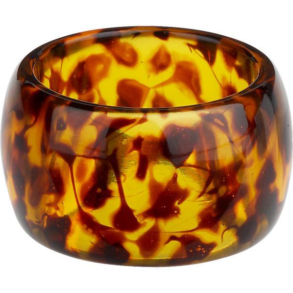 Tortoise Napkin Ring