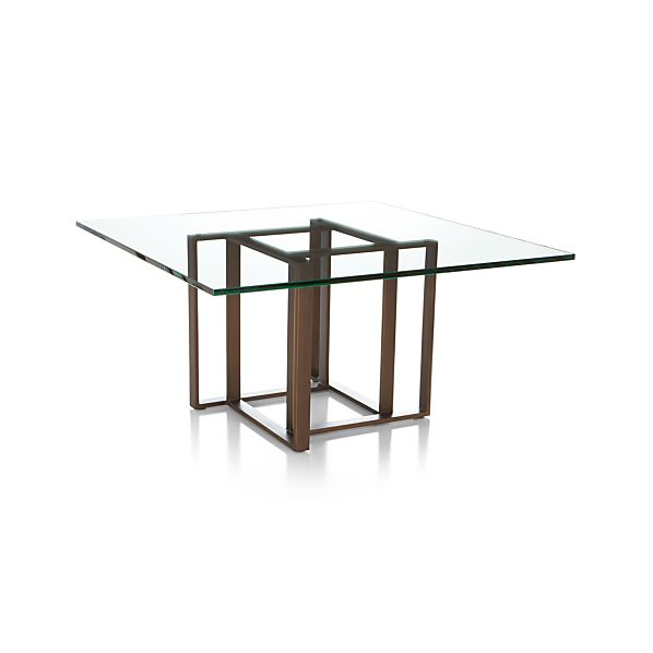 Tory Square Coffee Table Crate And Barrel