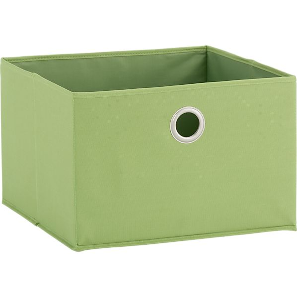 Medium Green Tote with Grommet