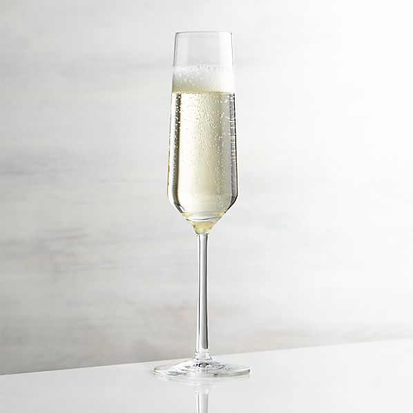 Tour Champagne Glass