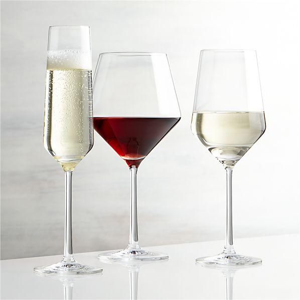 Tour Wine Glasses