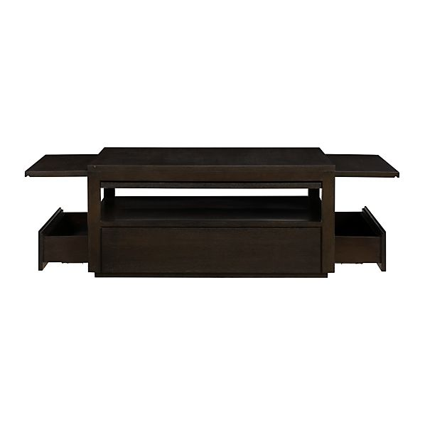 Tourney Square Pullout Coffee Table
