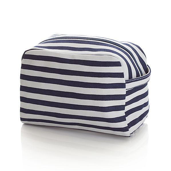 Navy Travel Bag