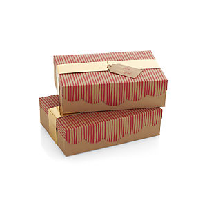 Set of 2 Medium Treat-Gift Boxes