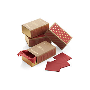 Set of 4 Small Treat-Gift Boxes